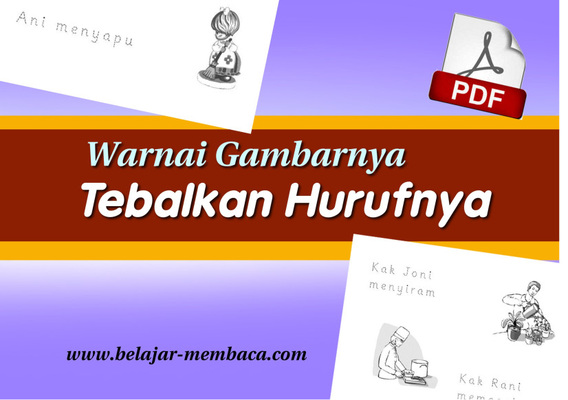 Download Ebook Belajar Membaca Gratis