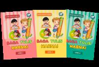Ebook Baca Tulis Warnai untuk Anak Belajar Membaca  Level 1-3 (PDF)