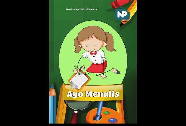 Worksheet Belajar Membaca Dan Menulis - Yuk Kita Belajar